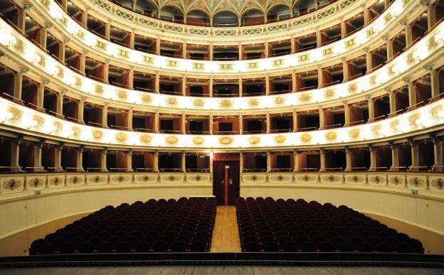 Spoleto Teatro Nuovo