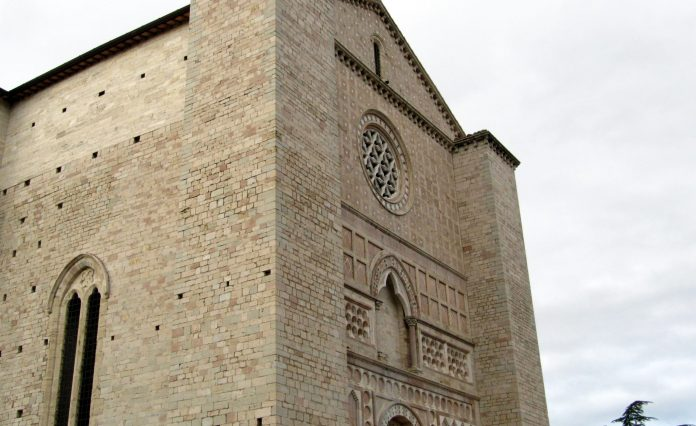 Perugia Complesso di San Francesco al Prato