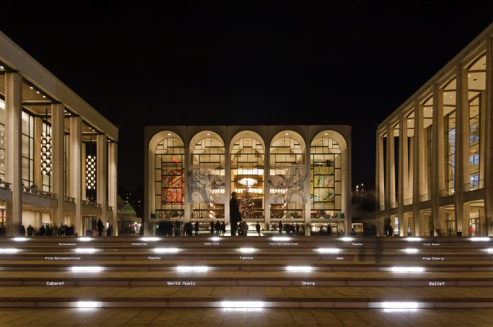 New York Lincoln Center