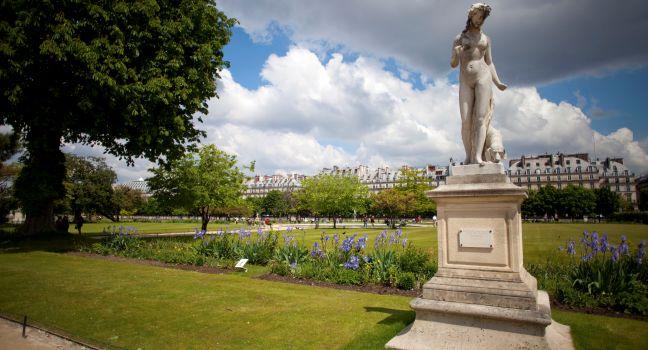 Parigi Jardin des Tuileries