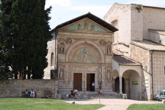 Perugia Oratorio di S. Bernardino