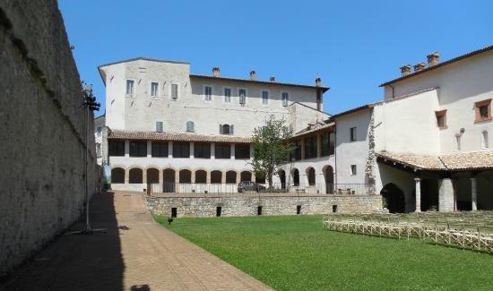 Spoleto Complesso Monumentale di San Nicolò