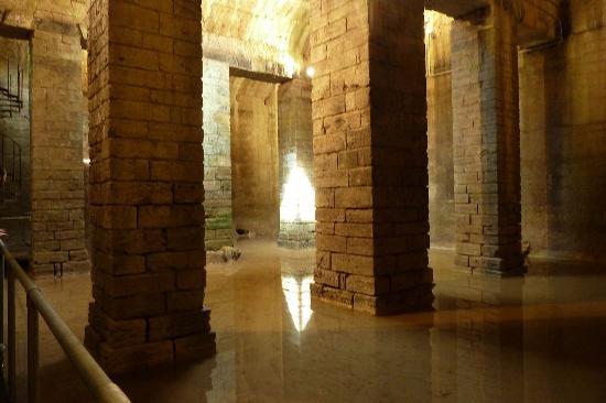 Volterra Cisterna Romana