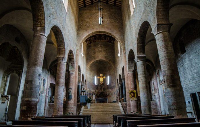 Spoleto San Gregorio Maggiore