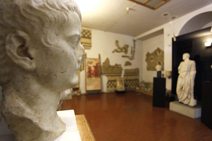 Volterra Museo Etrusco Guarnacci