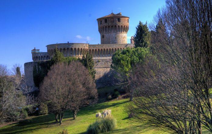 Volterra Fortezza Medicea