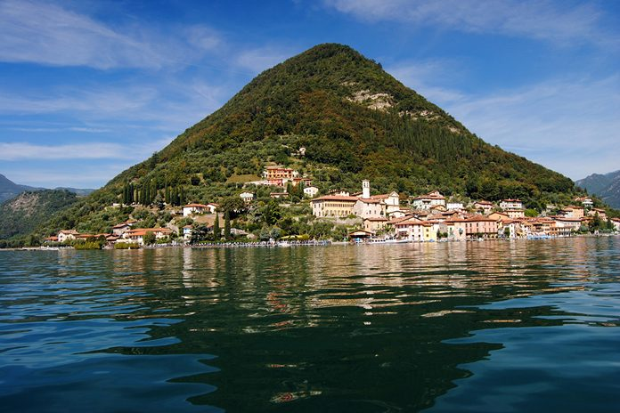 Monte Isola Lago d'Iseo