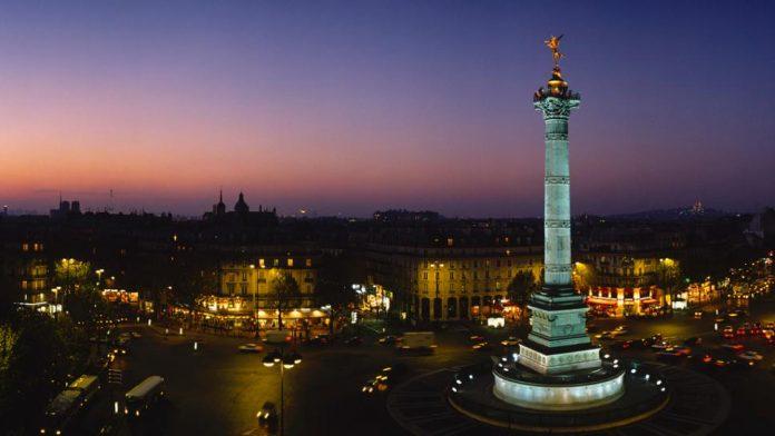 Parigi Place de La Bastille