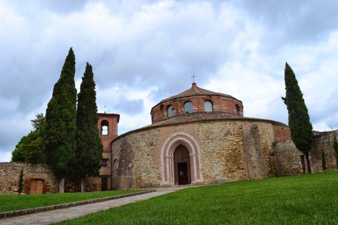 Perugia Tempio di Sant'Angelo