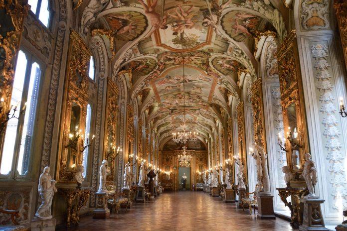 Roma Galleria Doria Pamphilj