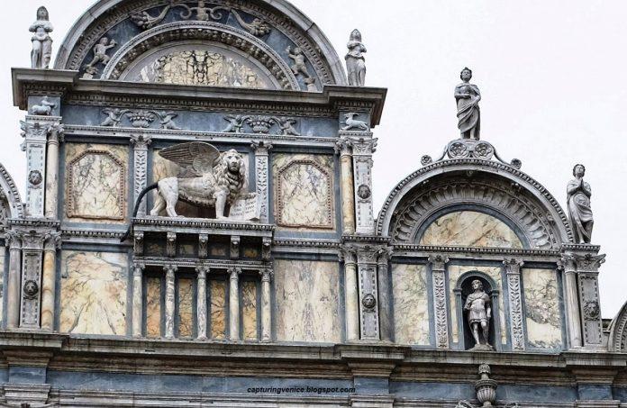 Venezia Scuola Grande di San Marco