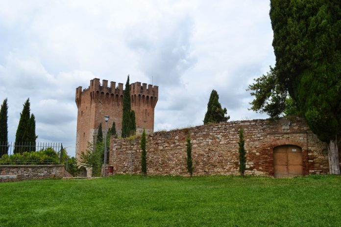 Perugia Porta Sant'Angelo