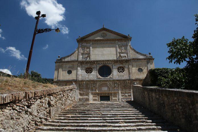 Spoleto San Pietro