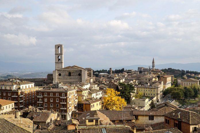 Perugia Borgo Bello