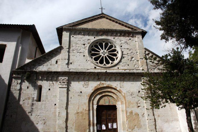 Spoleto San Paolo inter vineas