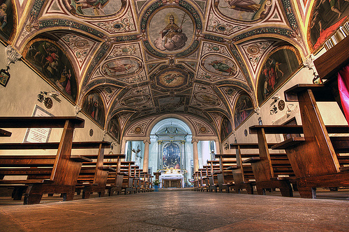 Volterra Chiesa San Lino