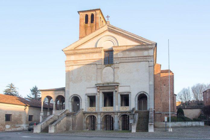 Mantova Chiesa San Sebastiano