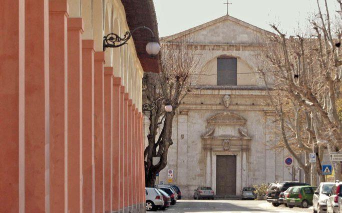 Spoleto Madonna di Loreto