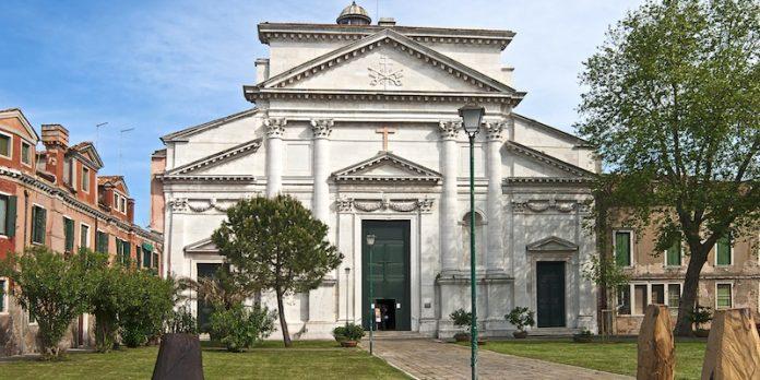 Venezia Basilica di San Pietro di Castello