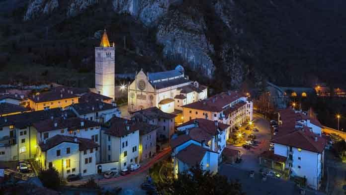 Gemona del Friuli centro