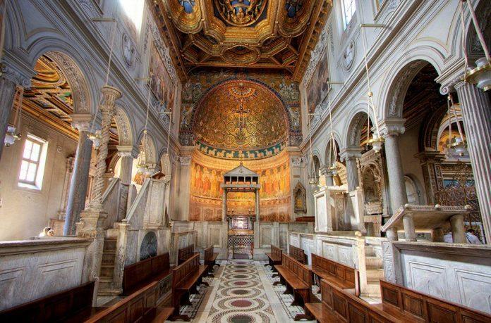 Roma San Clemente al Laterano