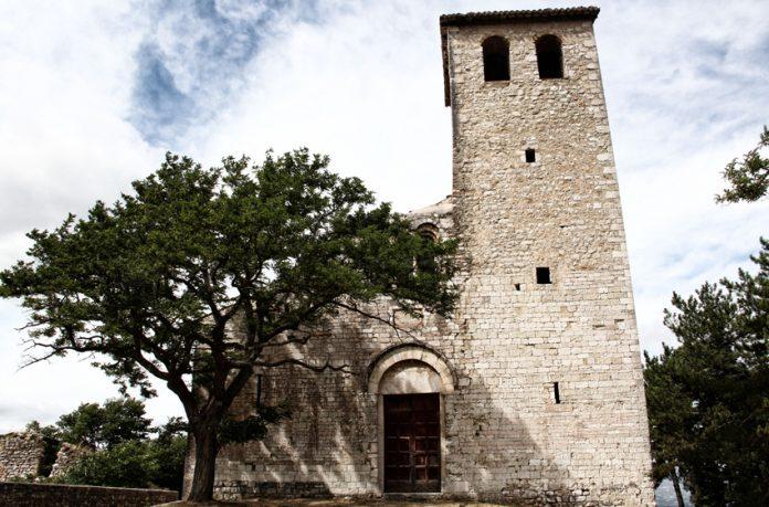 Spoleto San Giuliano di Monteluco