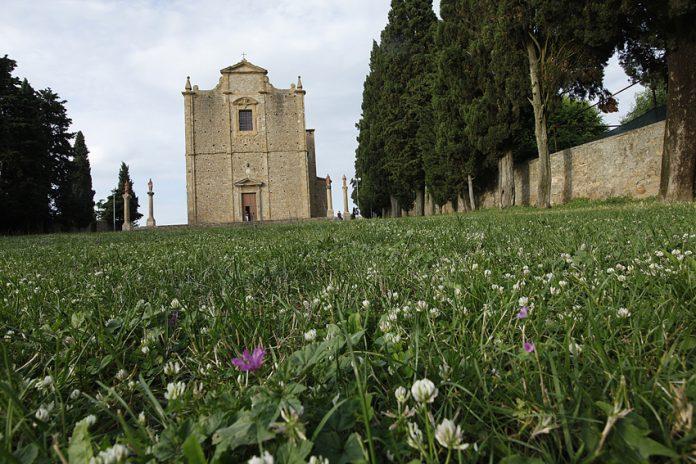 Volterra Chiesa San Giusto