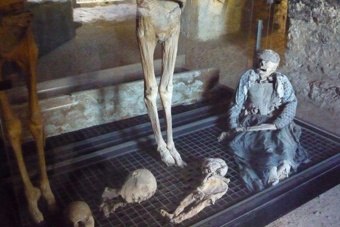 Ferentillo Museo delle Mummie