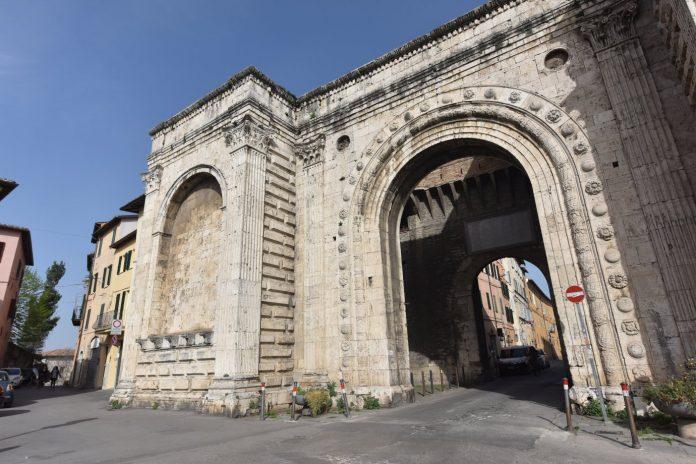 Perugia Porta San Pietro