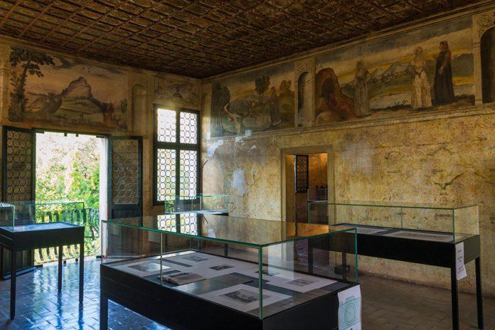 Arquà Petrarca Casa del Petrarca