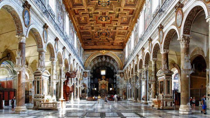 Roma Santa Maria in Aracoeli
