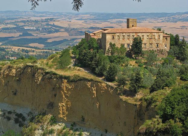 Volterra Badia Camaldolese