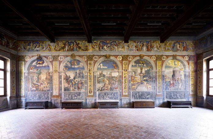Mantova Palazzo d'Arco