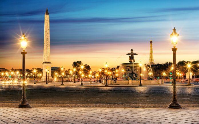 Parigi Place de la Concorde