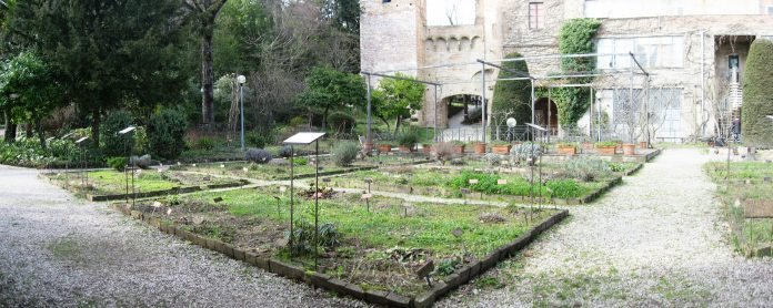 Perugia Orto Medievale