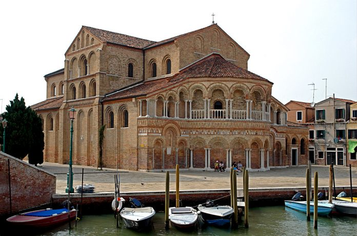 Venezia Murano Duomo