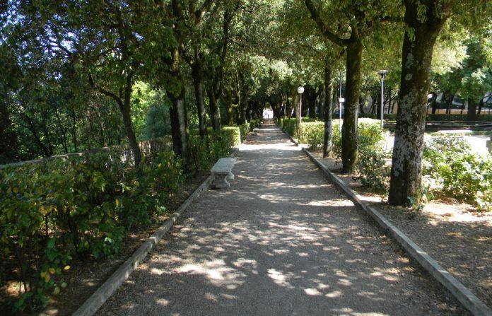 Perugia Giardini del Frontone