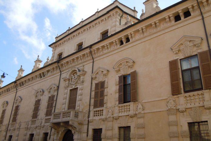 Mantova Palazzo Sordi