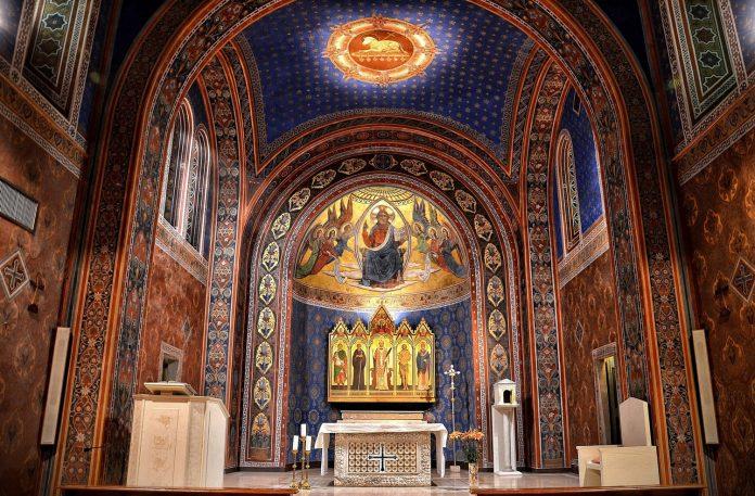 Perugia Chiesa San Costanzo