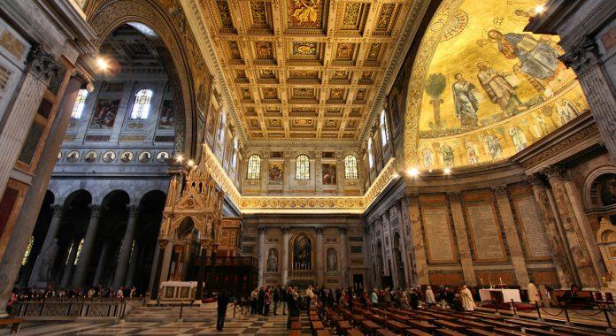 42 Roma San Paolo fuori le Mura