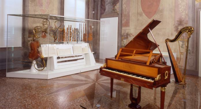 Bologna Biblioteca della Musica