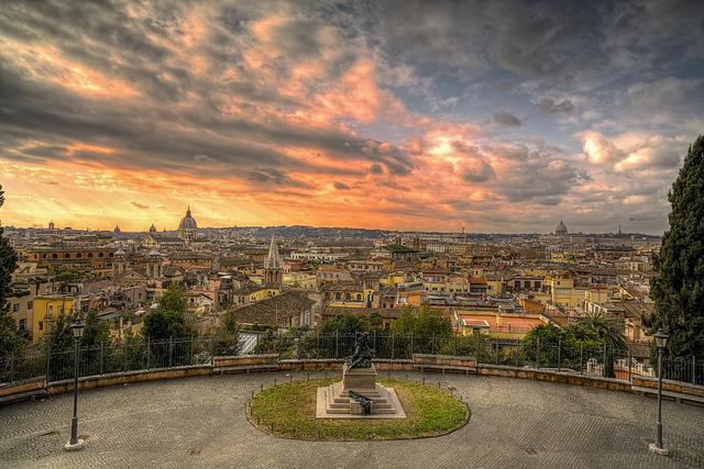 Roma Terrazza del Pincio