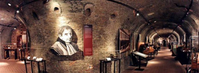 Bologna Museo Patrimonio Industriale Valeriani