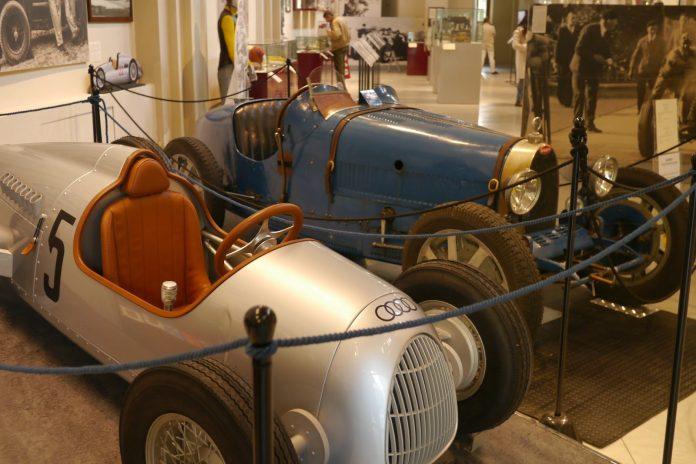 Mantova Museo Tazio Nuvolari