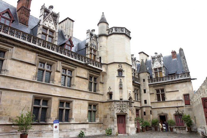 Parigi Hôtel de Cluny