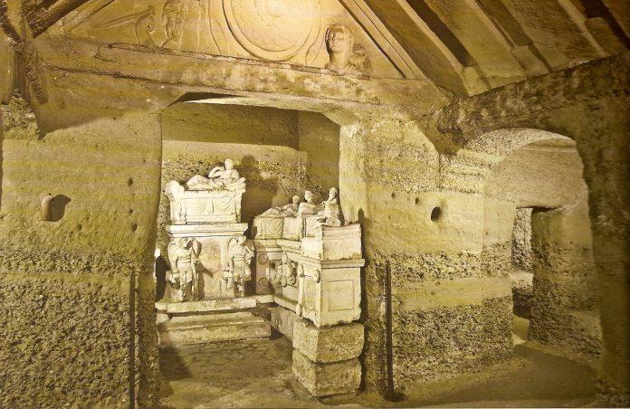 Perugia Ipogeo dei Volumni