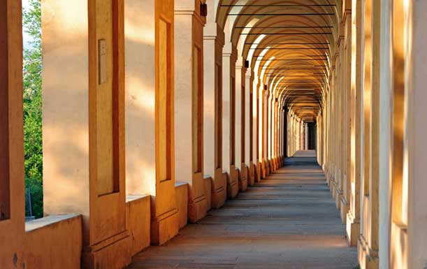 Bologna Portici San Luca