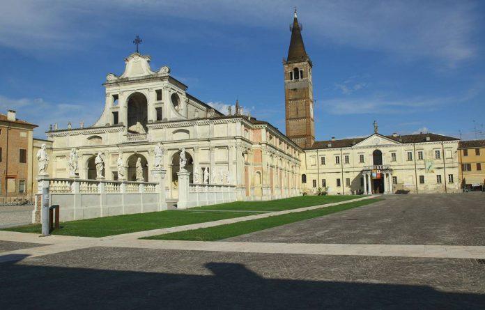 San Benedetto Po Abbazia in Polirone