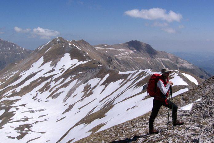 Umbria Monte Sibilla