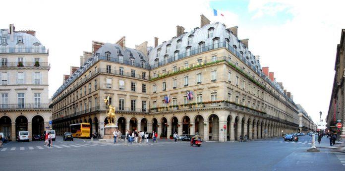Parigi Rue de Rivoli